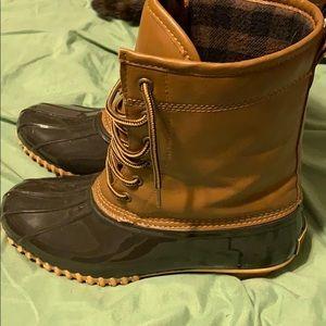 Sporto duck boots